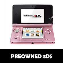 PREOWNED 3DS