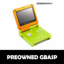 PREOWNED GBASP
