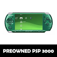 PREOWNED PSP 3000