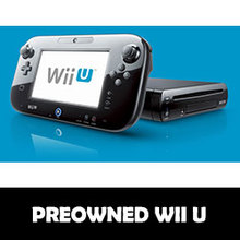 PREOWNED WII U