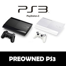 PREOWNED PS3
